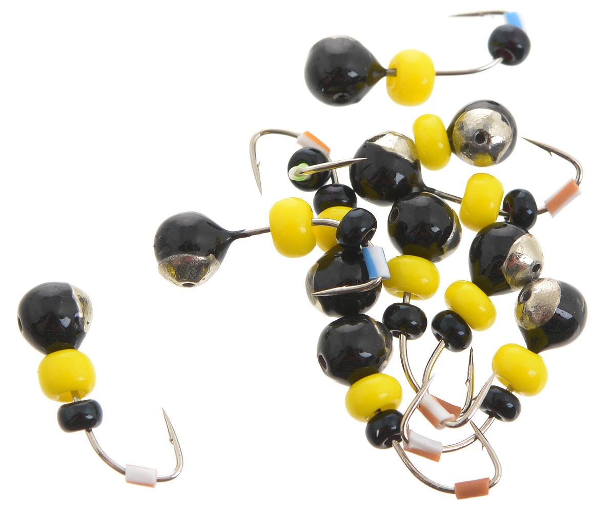 Мормышка вольфрамовая Dixxon Шар, с отверстием, с бисером, диаметр 3 мм, 0,35 г, 10 шт. 5940559405Мормышка Dixxon Шар изготовлена из вольфрама и оснащена крючком. Главное достоинство вольфрамовой мормышки - большой вес при малом объеме. Эта особенность дает большие преимущества при ловле, так как позволяет быстро погрузить приманку на требуемую глубину и лучше чувствовать игру мормышки. Подходит для подледной ловли.