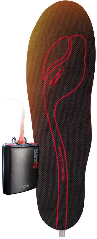 Комплект  Therm-IC : стельки с подогревом  ThermicSole Classic , батарея  PowerPack Basic  - Аксессуары для зимних видов спорта