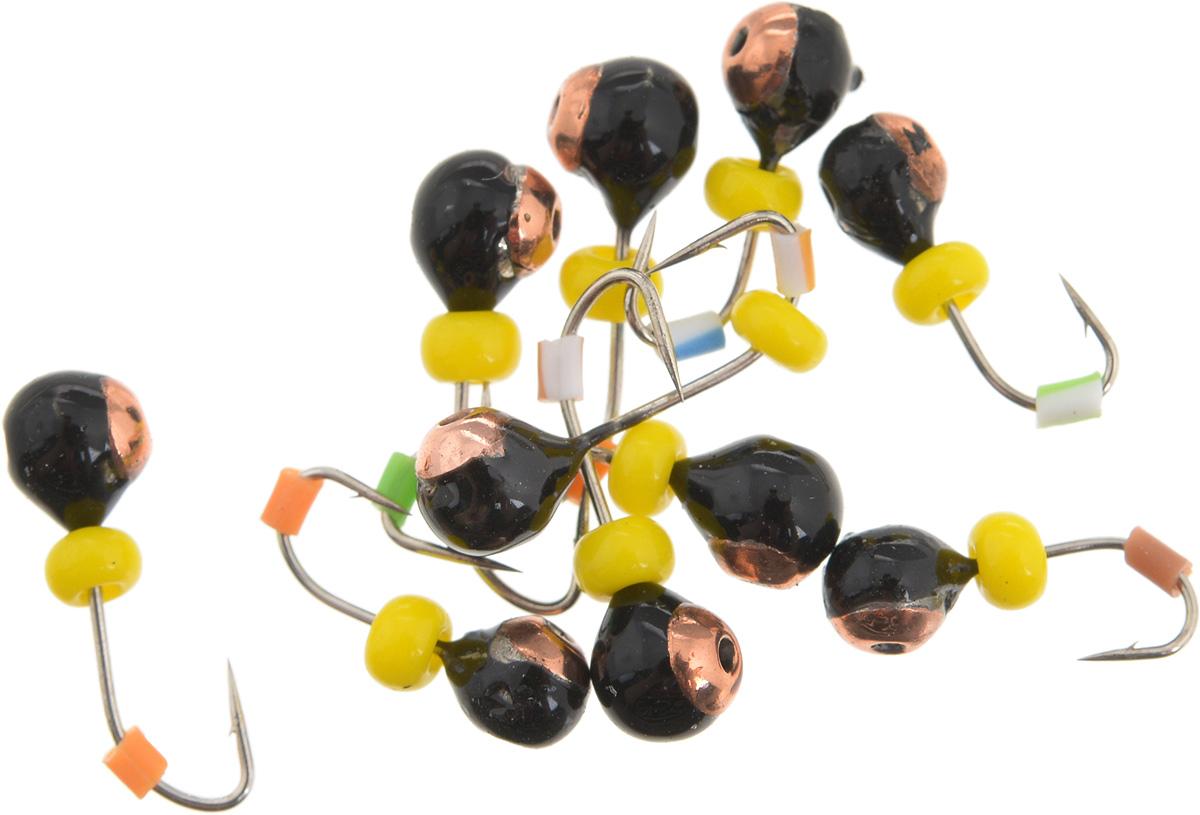 Мормышка вольфрамовая Dixxon Шар, с отверстием, с бисером, диаметр 2,5 мм, 0,2 г, 10 шт. 5940458864Мормышка Dixxon Шар изготовлена из вольфрама и оснащена крючком. Главное достоинство вольфрамовой мормышки - большой вес при малом объеме. Эта особенность дает большие преимущества при ловле, так как позволяет быстро погрузить приманку на требуемую глубину и лучше чувствовать игру мормышки. Подходит для подледной ловли.