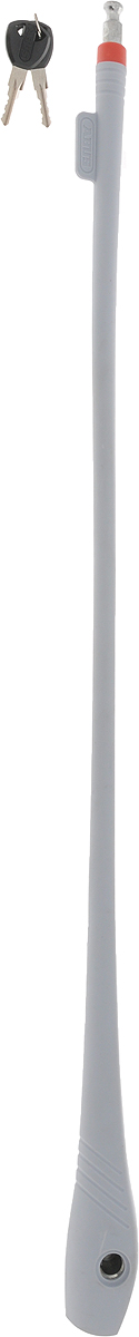Велозамок Abus Ugrip Cable 560/65, с ключами, диаметр 15 мм, длина 68 см433122_ABUSВелосипедный замок Abus Ugrip Cable 560/65 - это отличная вещь для сохранности вашего велосипеда. Замок выполнен из сплава металлов и обтянут резиной. Блокируется при помощи ключа.Количество ключей: 2 шт.Диаметр троса: 15 мм.Длина: 68 см.