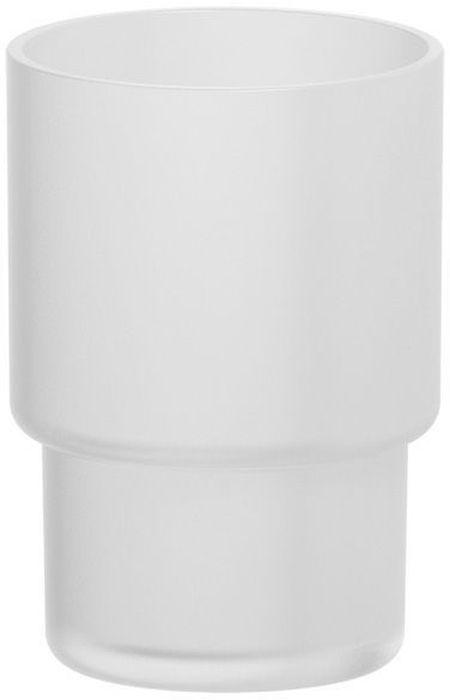 Запасной стакан Artwelle Harmonie, для зубных щеток. ASP 001ASP 001Запасной стакан Artwelle Harmonie для зубных щеток, выполненный из прочного высококачественного стекла, подходит для подвесных и настольных держателей фирмы Artwell. Торговая марка Artwelle принадлежит компании Santech Allianz Gmbh. Универсальный дизайн аксессуаров позволяет дополнить практически любой интерьер, а широкий ассортимент предоставляет свободу выбора. Надежность конструкции, профессиональное крепление и прочность покрытия позволяют использовать изделия не только в домашних условиях, но также и в общественных местах, включая отели. В производстве коллекций используются материалы высокого качества, что обеспечивает долговечность изделий.
