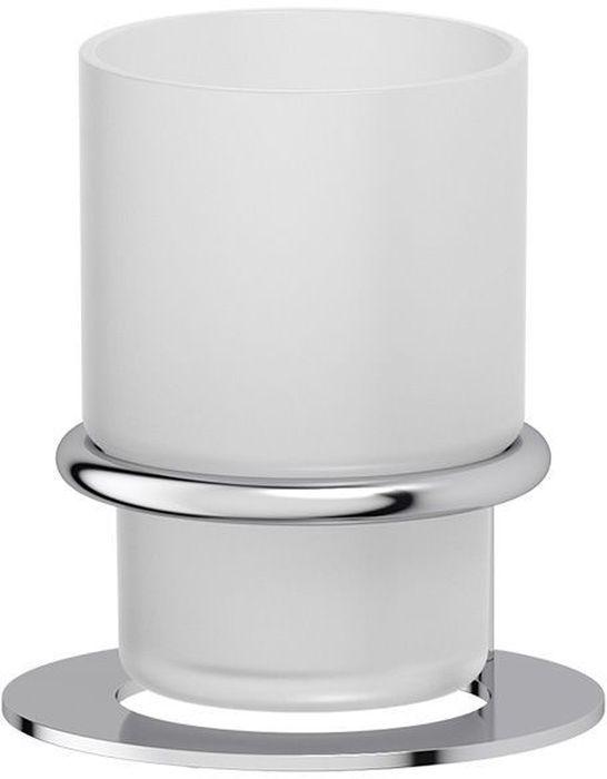 Стакан для ванной Artwelle Universell, настольный. AWE 001391602Торговая марка Artwelle принадлежит компании Santech Allianz Gmbh. Универсальный дизайн аксессуаров позволяет дополнить практически любой интерьер, а широкий ассортимент предоставляет свободу выбора. Надежность конструкции, профессиональное крепление и прочность покрытия позволяют использовать изделия не только в домашних условиях, но также и в общественных местах, включая отели. В производстве коллекций используются материалы высокого качества, что обеспечивает долговечность изделий.