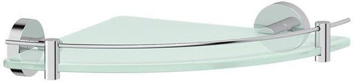 Полка для ванной Artwelle Harmonie, угловая, 26 см. HAR 03912010300Торговая марка Artwelle принадлежит компании Santech Allianz Gmbh. Универсальный дизайн аксессуаров позволяет дополнить практически любой интерьер, а широкий ассортимент предоставляет свободу выбора. Надежность конструкции, профессиональное крепление и прочность покрытия позволяют использовать изделия не только в домашних условиях, но также и в общественных местах, включая отели. В производстве коллекций используются материалы высокого качества, что обеспечивает долговечность изделий.