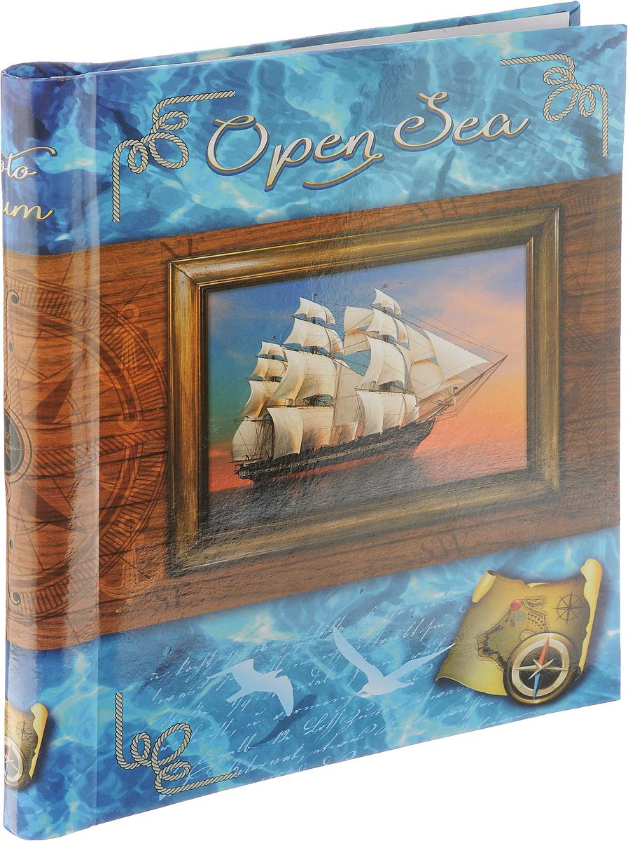 Фотоальбом Big Dog Open Sea, 10 магнитных листов, 23 х 28 см фотоальбом big dog harley 300 фотографий 10 см х 15 см