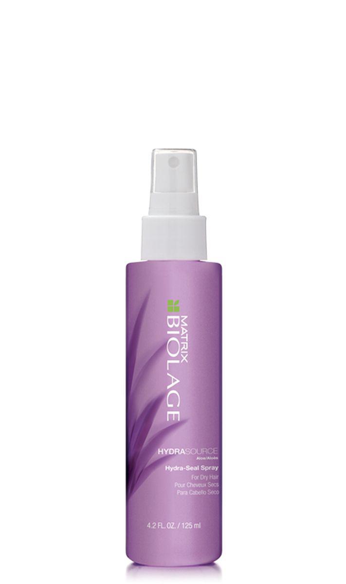 Matrix Biolage Hydrasource Несмываемый спрей-вуаль 125млP0830300Когда волосы недостаточно увлажнены, они теряют прежнюю яркость, становятся более жесткими. Вдохновленный свойствами алоэ,несмываемый спрей-вуаль Biolage HYDRASOURCE™ (ГидраСурс) помогает оптимизировать гидробаланс сухих волос, возвращая им зворовый, сияющий вид. Волосы в 15 раз* более увлажненные после первого использования.- Увлажняет волосы- Обеспечивает контроль над пушистостью волос- Формула без парабенов - Подходит для окрашенных волос.* При использовании системы из шампуня, кондиционера и несмываемого спрея-вуаль ГИДРАСУРС по сравнению с шампунем без кондиционирующих свойств.