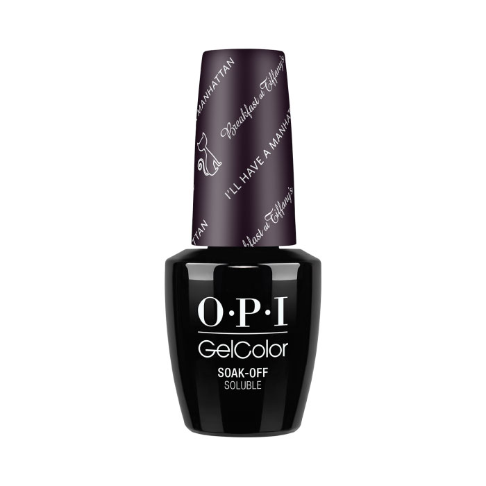 OPI Гель-лак GelColor Holiday 2016 I'll Have a Manhattan, 15 мл