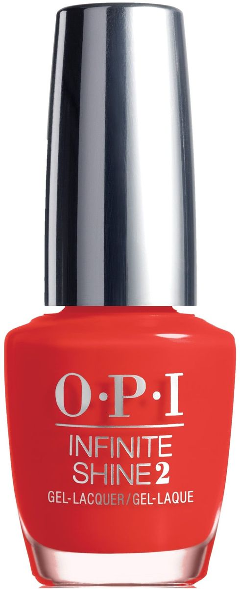 OPI Лак для ногтей Infinite Shine Holiday 2016 Can't Tame a Wild Thing, 15 мл