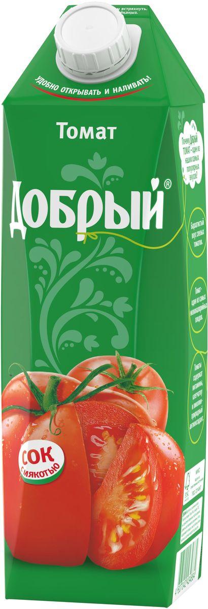 Добрый Томатный сок, 1 л бренд булгари