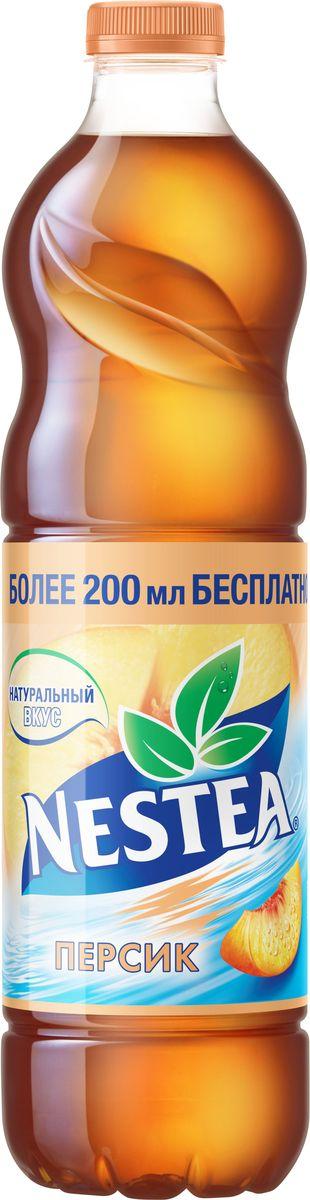 Nestea Персик чай черный, 1,75 л0120710Освежающий чай Nestea или айс-ти (от английского ice-tea ледяной чай) - это напиток без консервантов, приготовленный из лучших сортов чая с добавлением фруктовых и ягодных соков. Обладает натуральным вкусом с уникальным сочетанием чая и свежих фруктов. Полное отсутствие консервантов, ароматизаторов, идентичных натуральным.