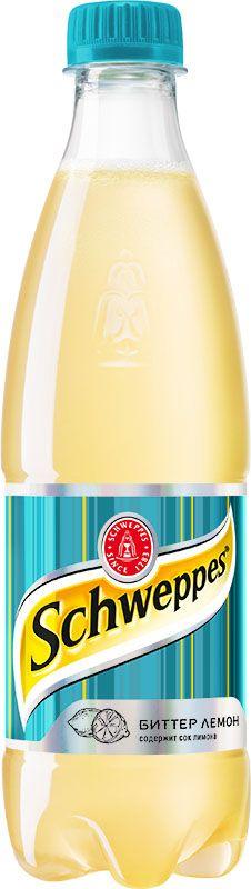 Schweppes Биттер Лемон напиток сильногазированный, 0,5 л0120710Schweppes Биттер Лемон - освежающий напиток, с добавлением лимонного сока. Изготавливается по специальной технологии с использованием сока лимона вместе с цедрой, что придает напитку изысканный горьковатый вкус. Частички цедры лимона образуют естественный осадок на дне бутылки. Для того, чтобы почувствовать всю полноту вкуса напитка, его необходимо пробудить. В связи с этим родился ритуал потребления Schweppes: Охлаждение – должен быть соблюден температурный режим напитка, рекомендованная температура от 2 до 7°C. Пробуждение – изящный переворот бутылки. Переверни бутылку, взболтав натуральные частички цедры лимона, чтобы раскрыть все грани вкуса Schweppes Bitter Lemon. Наслаждение – процесс потребления.