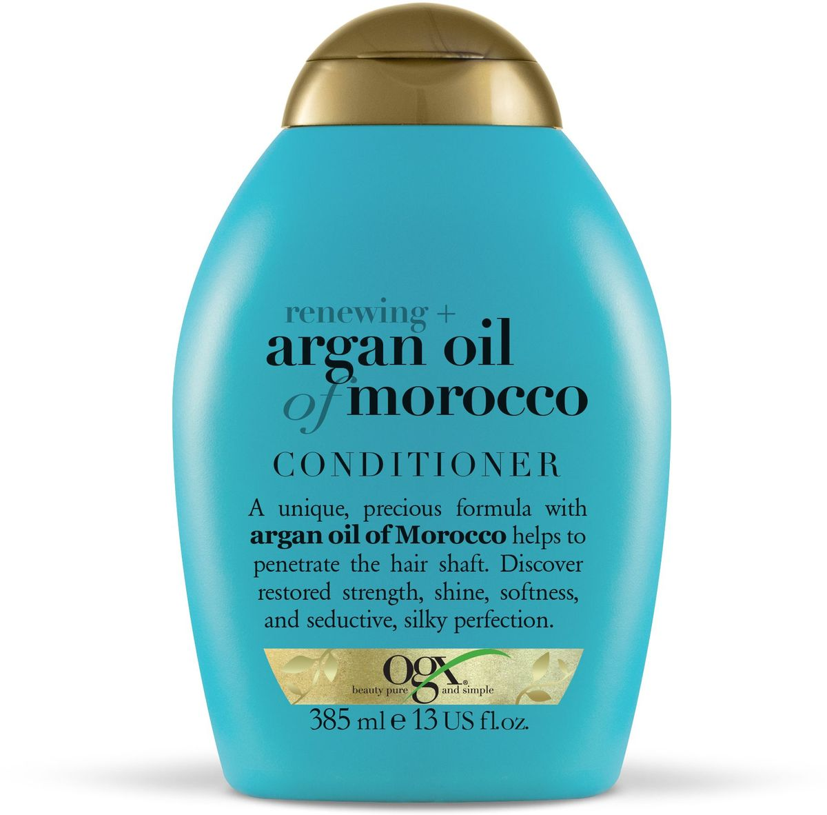 OGX Кондиционер для восстановления волос с аргановым маслом, 385 мл.V-11905Кондиционер для восстановления волос с аргановым маслом, обогащенный антиоксидантами, способствует обновлению клеточной структуры волос, придает сияния и мягкость.