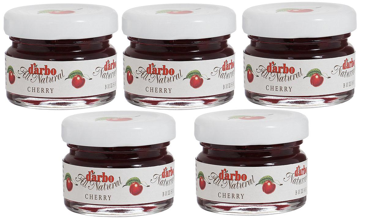 Darbo конфитюр вишня, 5 шт по 28 г24408В 1879 году Рудольф Дарбо основал предприятие, которое стало одним из самых успешных в Австрии - A. Darbo AG в Тироле.Конфитюры Darbo экспортируются более чем в 40 странах мира. По всему миру Darbo гарантирует высокое качество конфитюров, меда и компотов. Для Darbo используются только свежие фрукты и ягоды из самых лучших регионов мира. Компания покупает розовые абрикосы в Венгрии, киви - в Новой Зеландии, черную вишню - в Швейцарии, бузину - в Сирии и клюкву - в Швеции.Уважаемые клиенты! Обращаем ваше внимание, что полный перечень состава продукта представлен на дополнительном изображении.