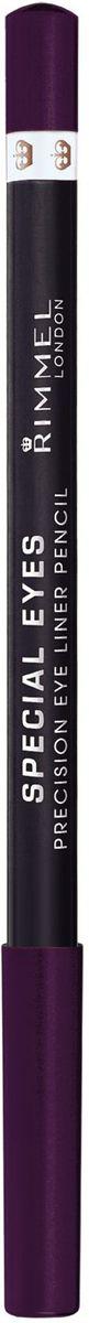 Rimmel Контурный карандаш для глаз Special Eye Liner Pencil Re-pack, тон № 111, 1,2 г34007214111Позволяет создать тонкую и отчетливую линию одним движениемСтойкая формула сохраняет безупречный результат в течение дня