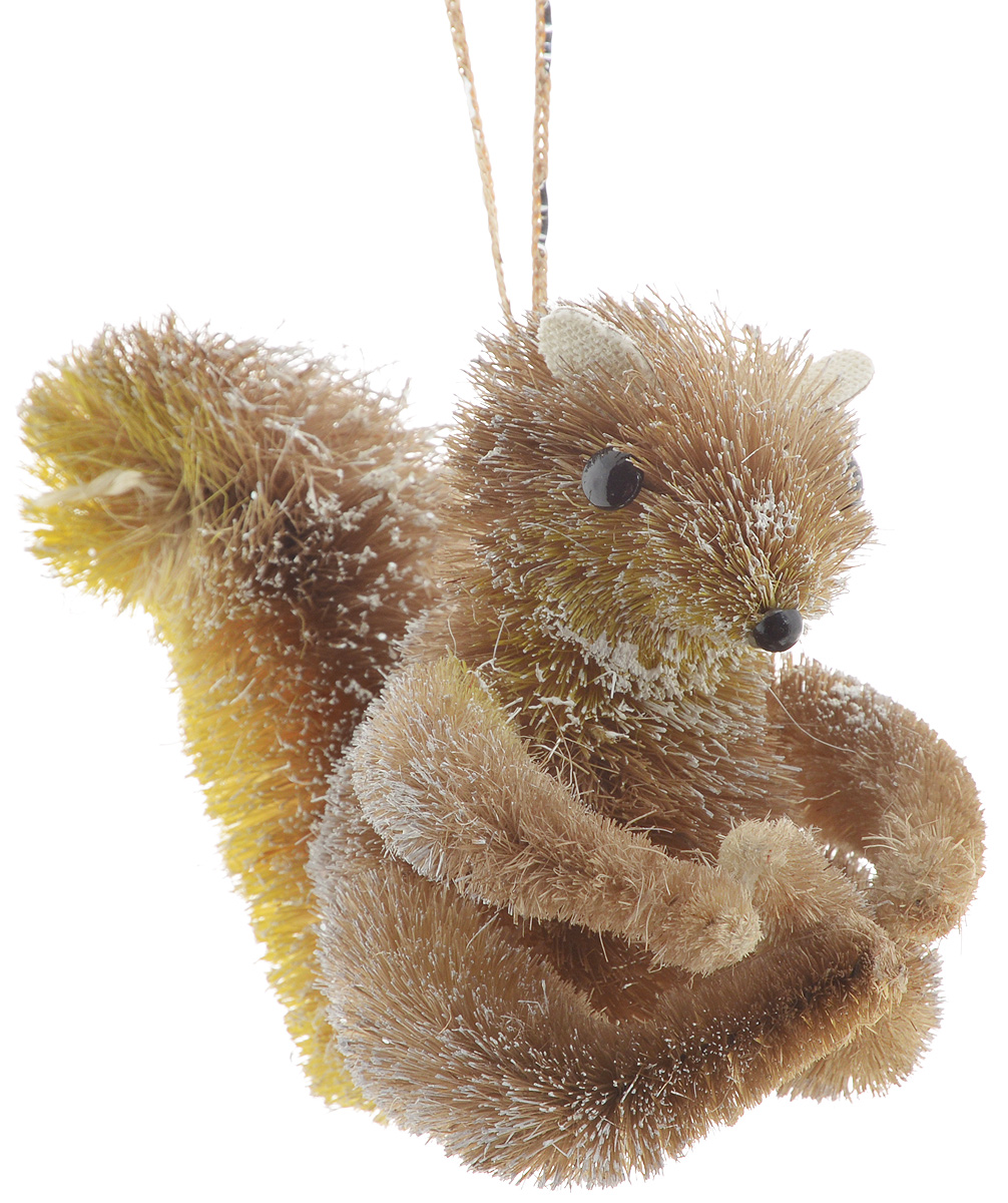 Украшение новогоднее подвесное Winter Wings Белка, 12 х 7 х 10 см2096009_зеленый, фиолетовыйНовогоднее подвесное украшение Winter Wings Белка прекрасно подойдет для праздничного декора новогодней ели. Изделие выполнено из соломы. Для удобного размещения на елке предусмотрена веревочка.Елочная игрушка - символ Нового года. Она несет в себе волшебство и красоту праздника. Создайте в своем доме атмосферу веселья и радости, украшая новогоднюю елку нарядными игрушками, которые будут из года в год накапливать теплоту воспоминаний. Откройте для себя удивительный мир сказок и грез. Почувствуйте волшебные минуты ожидания праздника, создайте новогоднее настроение вашим дорогим и близким.