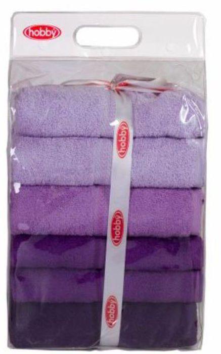 Полотенце махровое Hobby Home Collection Rainbow, цвет: лиловый, 70х140 см, 4 шт1501001205Махровое полотенце Hobby Home Collection Rainbow выполнено из махровой ткани.Благородный тон создает уют и подчеркивает лучшие качества махровой ткани. Полотенце Hobby Home Collection Rainbow станет достойным выбором для вас и приятным подарком для ваших близких.