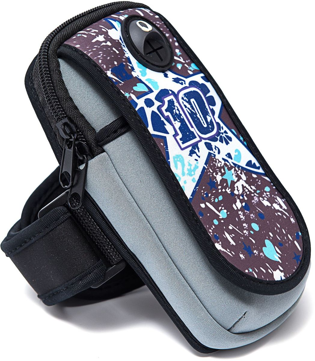 Органайзер  Homsu , цвет: серый, синий, коричневый, 18,5 х 9,5 х 4 см - Несессеры и кошельки