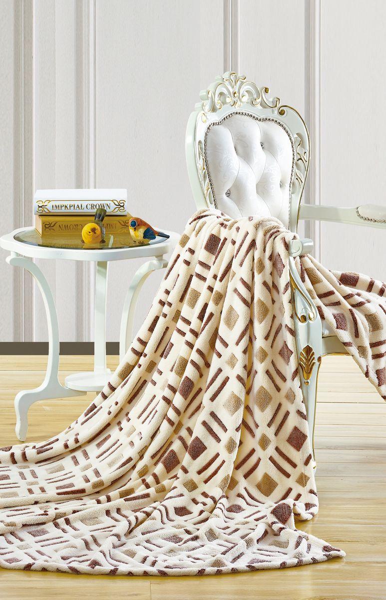 Плед Cleo Гулерт, цвет: коричневый, 180 х 200 см180/105-pbКоллекция пледов Cleo - тепло и нежность для вас! Пледы сделаны из инновационного материала - микрофибра, тактильно напоминает бамбук. Микрофибра (микроволокно)- прорыв в синтетической промышленности, волокна представляют собой очень тонкие волокна, тоньше человеческого волоса. Благодаря свой структуре, микрофибра имеет ряд преимуществ: - отличные впитывающие свойства и способность пропускать воздух, под пледами будет комфортно и зимой и летом; - структура микроволокна позволяет окрашивать в различные цвета, т.к. при дальнейшем уходе краски не выцветают и не линяют, не смотря на простоту в уходе; - пледами можно укрываться и не бояться, что на вашей одежде останутся следы ворса; - пледы прослужат невероятно долго. Коллекция пледов Cleo - невероятное разнообразие дизайнов, нежность и комфорт вашей семьи в любое время года!