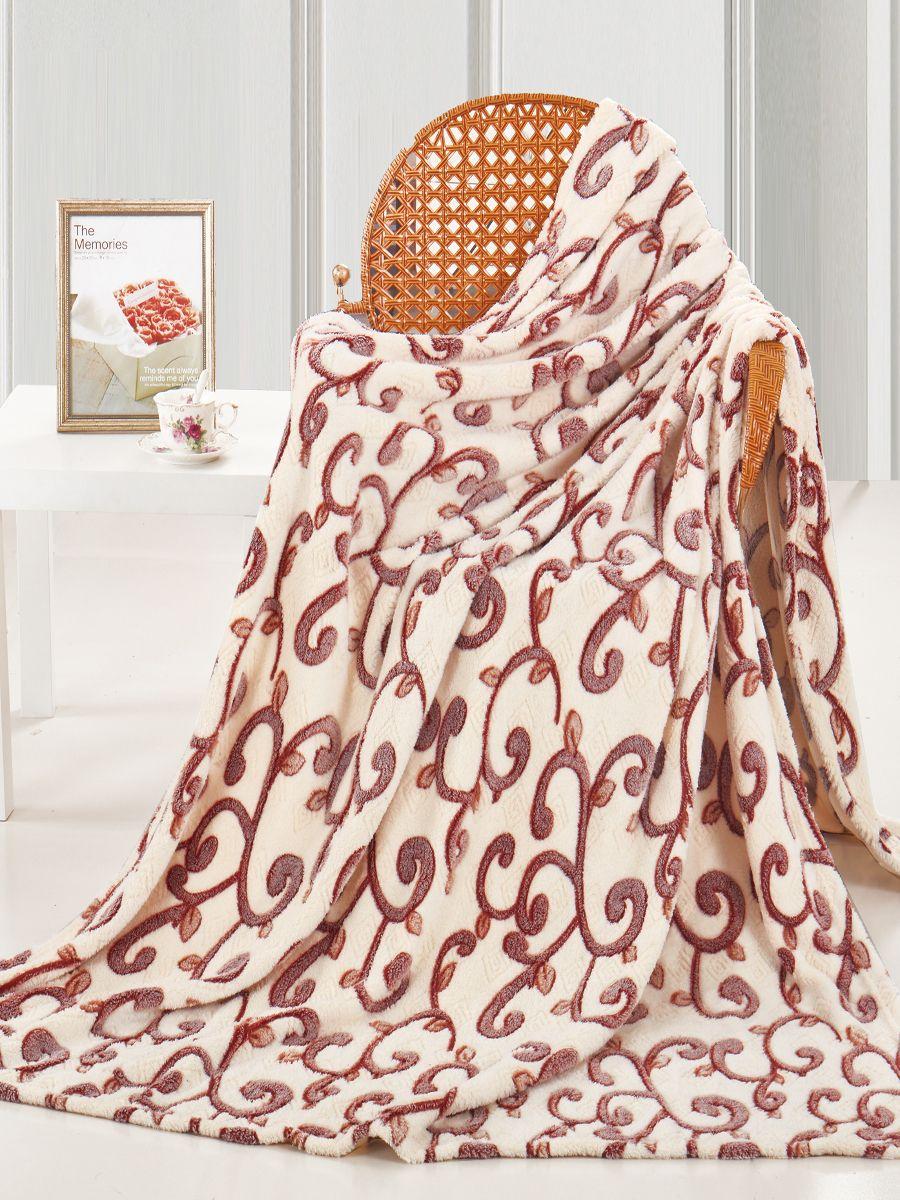 Плед Cleo Делизе, цвет: бежевый, коричневый, 180 х 200 см1004900000360Плед Бамбук (микрофибра)Коллекция пледов Cleo Бамбук– Тепло и нежность для вас! Пледы сделаны из инновационного материала – Микрофибра, тактильно напоминает Бамбук. Микрофибра (микроволокно)- прорыв в синтетической промышленности, волокна представляют собой очень тонкие волокна, тоньше человеческого волоса. Благодаря свой структуре, микрофибра имеет ряд преимуществ: -отличные впитывающие свойства и способность пропускать воздух, под пледами будет комфортно и зимой и летом; -структура микроволокна позволяет окрашивать в различные цвета, т.к. при дальнейшем уходе краски не выцветают и не линяют, не смотря на простоту в уходе; -пледами можно укрываться и не бояться, что на вашей одежде останутся следы ворса; -пледы прослужат невероятно долго. Коллекция Пледов CLEO Бамбук-невероятное разнообразие дизайнов, нежность и комфорт вашей семьи в любое время года!