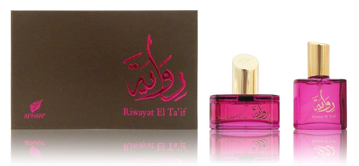 Afnan Riwayat El TaIf Парфюмерная вода, 50 + 20 мл.FM 5567 weis-grauСемейство ароматов:цветочныеВерхние ноты:цветочные, розаНоты «сердца»:сладкие, кремовыеБазовые ноты:пудровые, роза