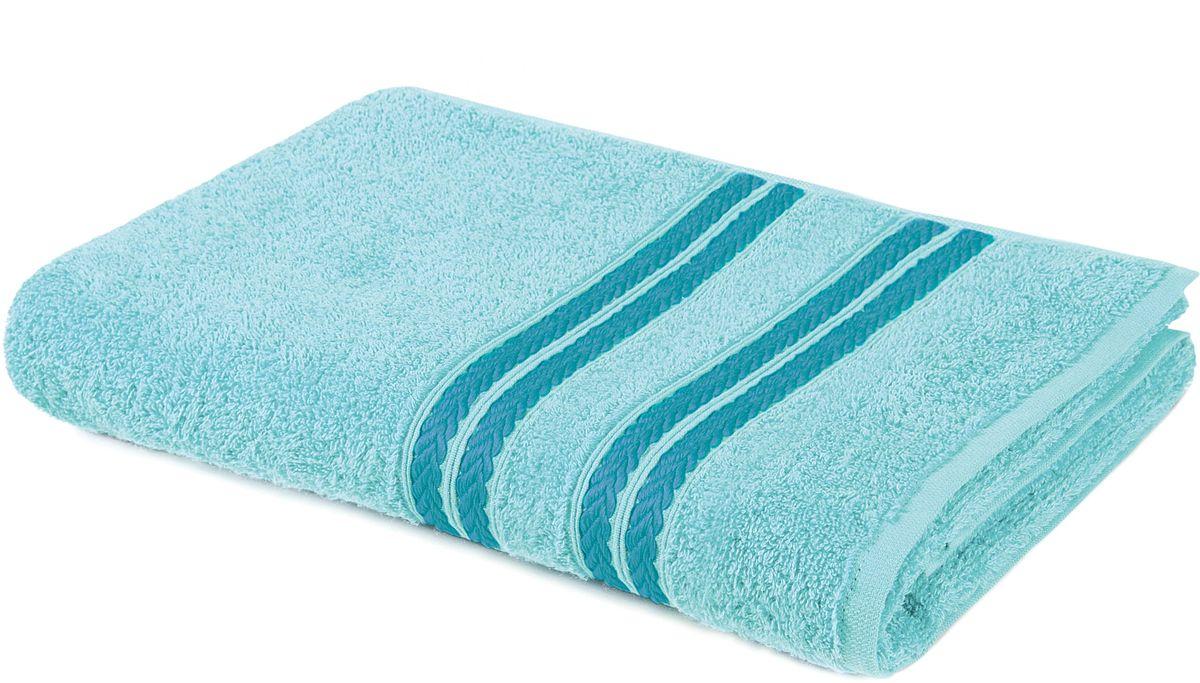 Полотенце Aquarelle Адриатика, цвет: аква, 50 х 90 см702468Махровое полотенце Aquarelle Адриатика - неотъемлемая часть повседневного быта, оно создает дополнительные акценты в ванной комнате. Продукция производится из высококачественных материалов, которая за счет применяемых технологий, расцветок и оформления вызывает ощущения удовольствия, счастья, прилива сил, энергии.Ткань: 100% хлопок.Размер: 50 х 90 см.