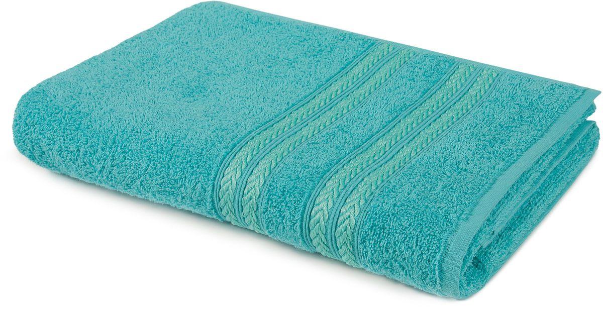 Полотенце Aquarelle Адриатика, цвет: морская волна, 70 х 140 см702561Махровое полотенце Aquarelle Адриатика - неотъемлемая часть повседневного быта, оно создает дополнительные акценты в ванной комнате. Продукция производится из высококачественных материалов, которая за счет применяемых технологий, расцветок и оформления вызывает ощущения удовольствия, счастья, прилива сил, энергии.Ткань: 100% хлопок.Размер: 70 х 140 см.