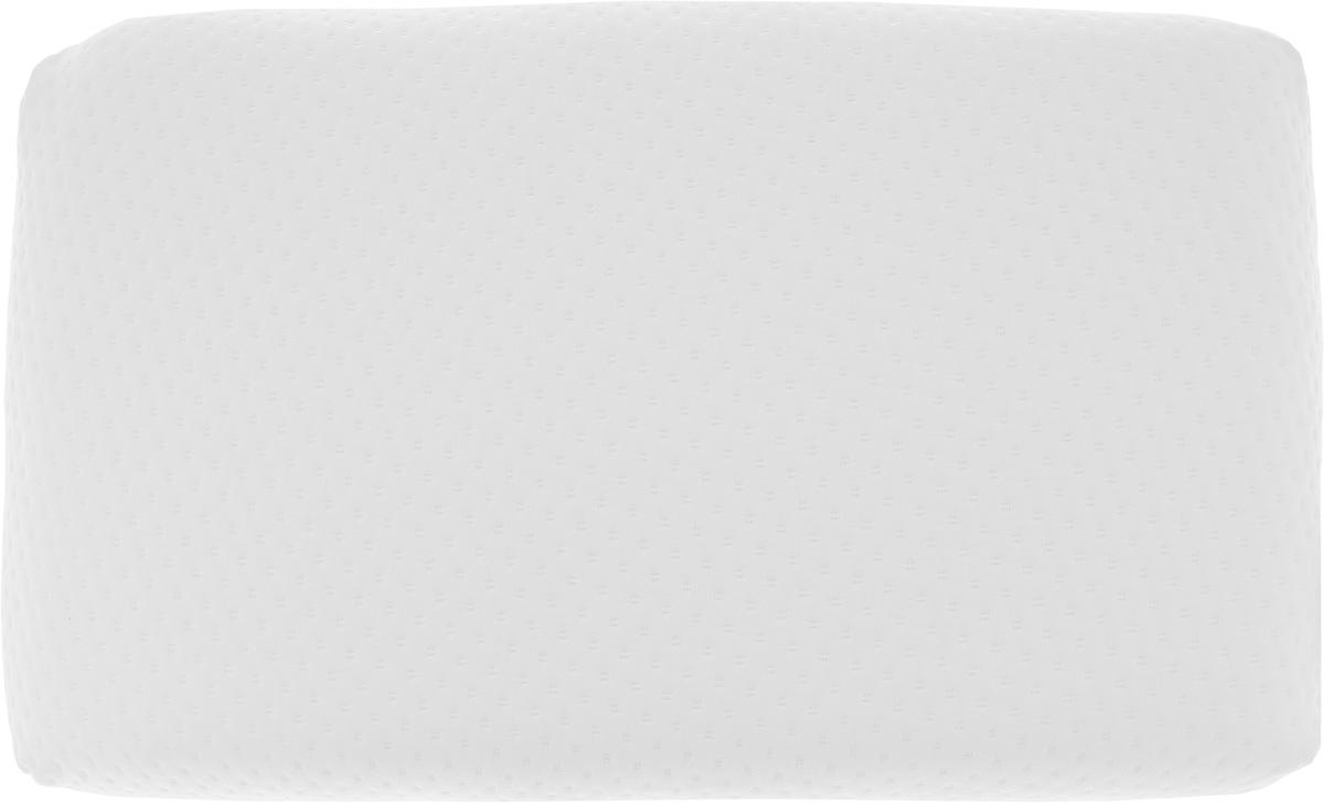 Подушка ортопедическая IQ Sleep Cool Feel, с эффектом памяти, 38 х 58 х 11 см16051Анатомическая комфортная подушка IQ Sleep Cool Feel изготовлена из премиальной пены с памятью формы и частичками экологичного геля Cool Feel для людей, которые хотят, чтобы их любимая подушка классической формы не сбивалась и правильно поддерживала голову и шею во время сна. Подушка IQ Sleep Cool Feel удобна в использовании. Независимо от того, какой стороной вы положите эту подушку, она индивидуально подстроится под изгибы вашего тела. В отличие от обычных подушек IQ Sleep Cool Feel не потеряет форму и будет нежно поддерживать вашу голову в течение всей ночи. Подушка предназначена для:- Обеспечения естественного положенияи полноценного отдыха шеи и головы.- Профилактики спазма затылочных мышц и шеи.- Улучшения кровообращения головного мозга и стимулирования работы мозга.- Снятия зрительной нагрузки и профилактики близорукости.- Профилактики инсульта в вертебро-базилярной системе.- Профилактики общего стресса организма.
