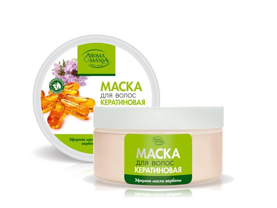Лекус Аромамания Маска для волос кератиновая, 250 млSatin Hair 7 BR730MNКератиновая маска активно питает волосы кератинами необходимыми для здорового полноценного роста, восстанавливает баланс витаминов и микроэлементов. Волосы приобретают особую мягкость и пышность. Эфирное масло вербены укрепляют слабые волосы и предотвращает их потерю, эффективно в борьбе с секущимися кончиками.