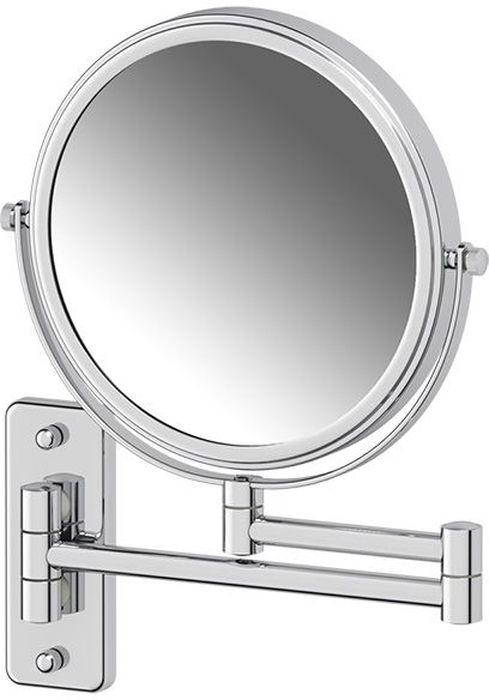 Косметическое зеркало Defesto  Pro , двустороннее, увеличение x5. DEF 101 - Мебель