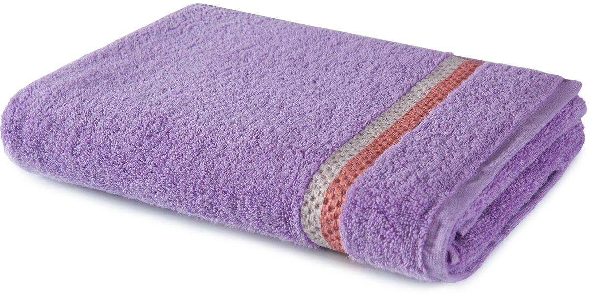Полотенце Aquarelle Глициния, цвет: аметистовый, 70 х 140 см1004900000360Махровое полотенце Aquarelle Глициния - неотъемлемая часть повседневного быта, оно создает дополнительные акценты в ванной комнате. Продукция производится из высококачественных материалов.Ткань: 100% хлопок.Размер: 40 х 70 см.