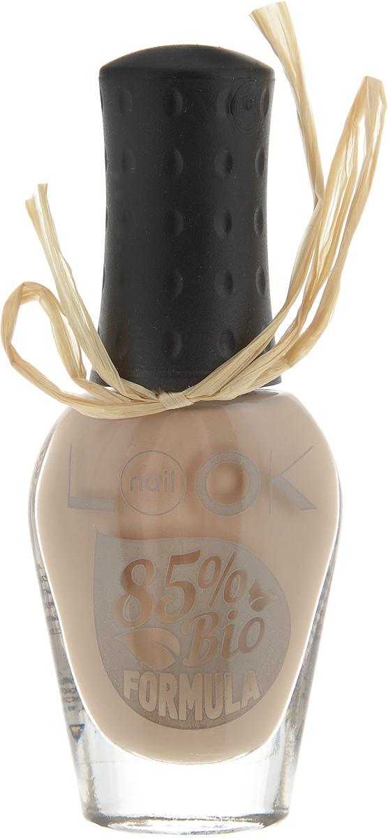 nailLOOK Лак для ногтей серии Trends Bio Polish, Warm Taupe , 8,5 мл28032022Новая линия био лаков, она совмещает в себе две инновации, возможность пропускать воздух и воду плюс замена стандартной нитроцеллюлозы в составе на природную, которая является выдержкой из овощей. Био формула позволяет наносить лаки без базового покрытия, не окрашивая ногтевую пластину и создавая невидимую сетчатаю пленку, позволяющую ногтям дышать и сохранять естественный баланс влаги. Био лаки могут использовать беременные и даже дети. Модный серо-коричневый цвет приглашает нас на чашечку кофе с молоком в дождливые вечера. Прекрасно сочетается с большинством осенних оттенков.