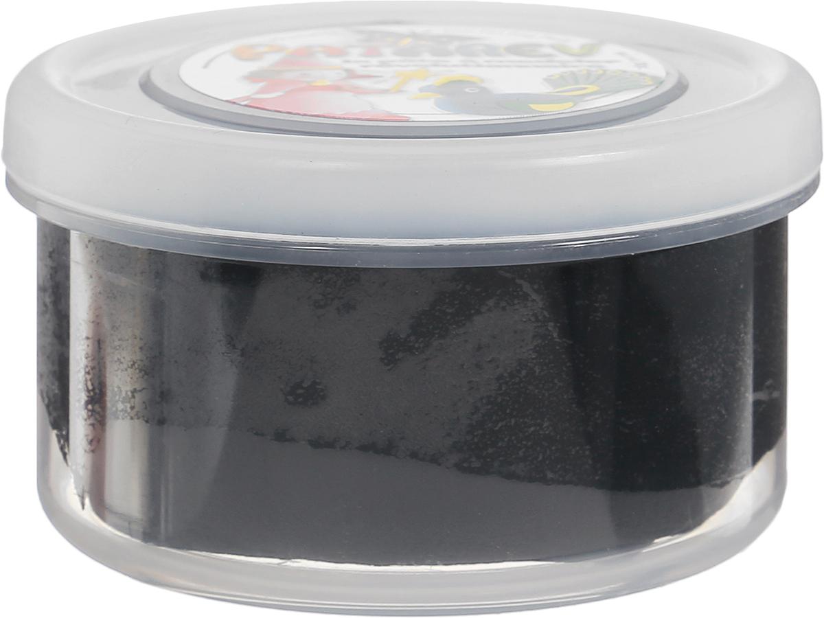 SentoSphere Пластилин Patarev цвет черный72523WDПластилин SentoSphere Patarev хорошо режется фигурными ножницами, с помощью которых можно будет вырезать красивую кайму. Высохнув, пластилин не ломается. Когда пластилин высохнет, его можно раскрасить.Засохший пластилин можно вернуть в исходное состояние, намочив водой.