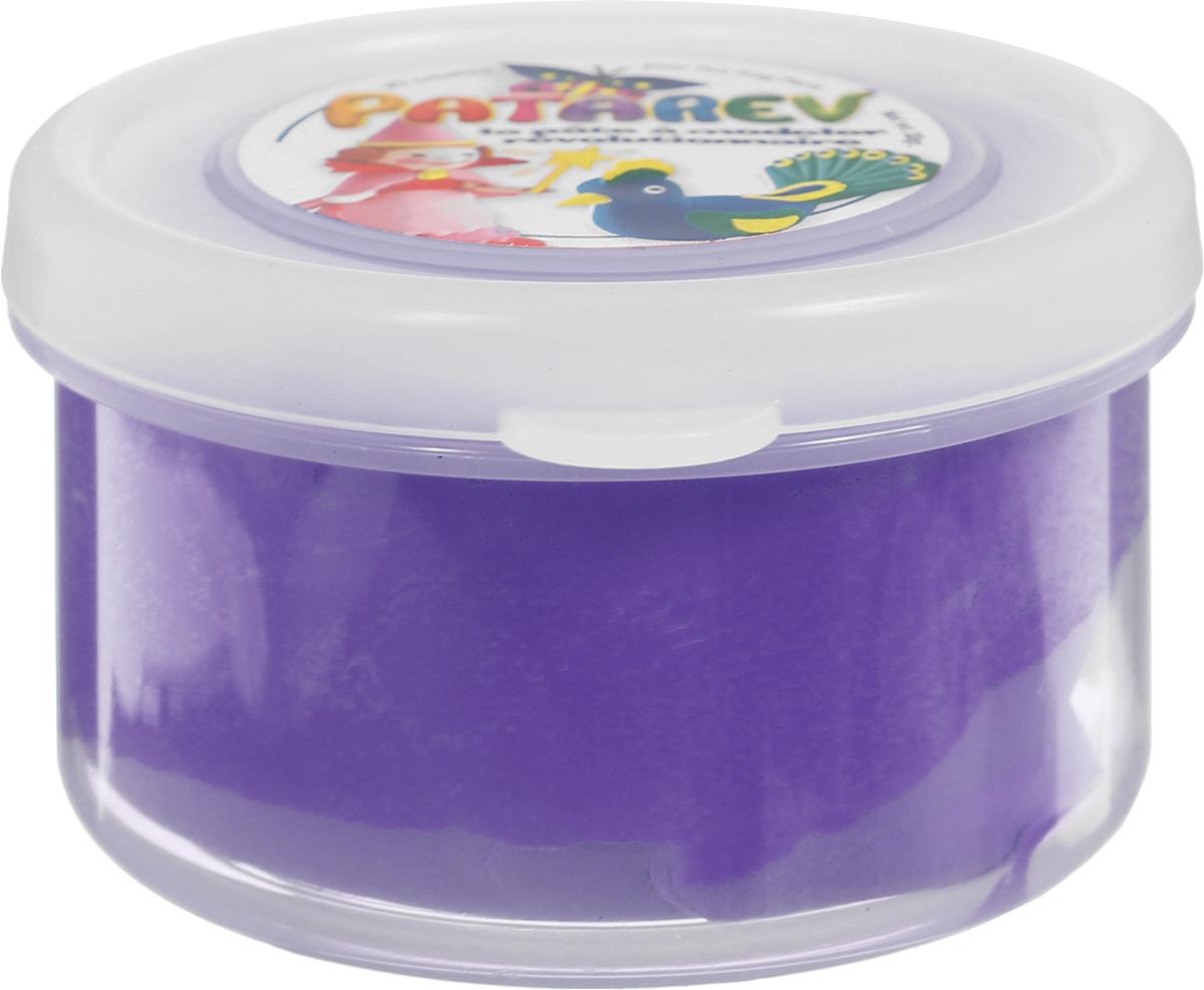SentoSphere Пластилин Patarev цвет фиолетовый72523WDПластилин SentoSphere Patarev хорошо режется фигурными ножницами, с помощью которых можно будет вырезать красивую кайму. Высохнув, пластилин не ломается. Когда пластилин высохнет, его можно раскрасить.Засохший пластилин можно вернуть в исходное состояние, намочив водой.