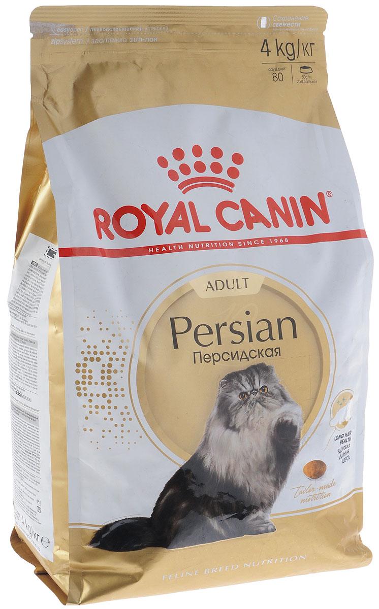 Корм сухой Royal Canin Persian Adult, для взрослых кошек персидских пород старше 12 месяцев, 4 кг0120710Корм сухой Royal Canin Persian Adult - разработан специально для взрослых кошек персидских пород старше 12 месяцев.Предки персидских кошек были любимцами европейской аристократии, и до сих пор эта порода остается наиболее известной и почитаемой во всем мире! Персидскую кошку ценят не только за ее невероятную красоту, но и за благородный мягкий характер. Спокойствие и безмятежность - вот жизненное кредо этой утонченной аристократки. Продукт Persian Adult содержит эксклюзивный комплекс нутриентов, помогающих поддерживать функцию кожного барьера и таким образом сохранять здоровье кожи и шерсти. Формула обогащена жирными кислотами Омега 3 и Омега 6. Значительная длина и плотность шерсти персидских кошек приводит к заглатыванию большого количества шерсти при повседневном уходе. Особое сочетание различных видов клетчатки стимулирует кишечный транзит и естественным образом сокращает образование волосяных комочков. Продукт поддерживает здоровье пищеварительной системы и баланс кишечной флоры. Форма корма разработана специально для челюстей брахицефалического типа. Товар сертифицирован.