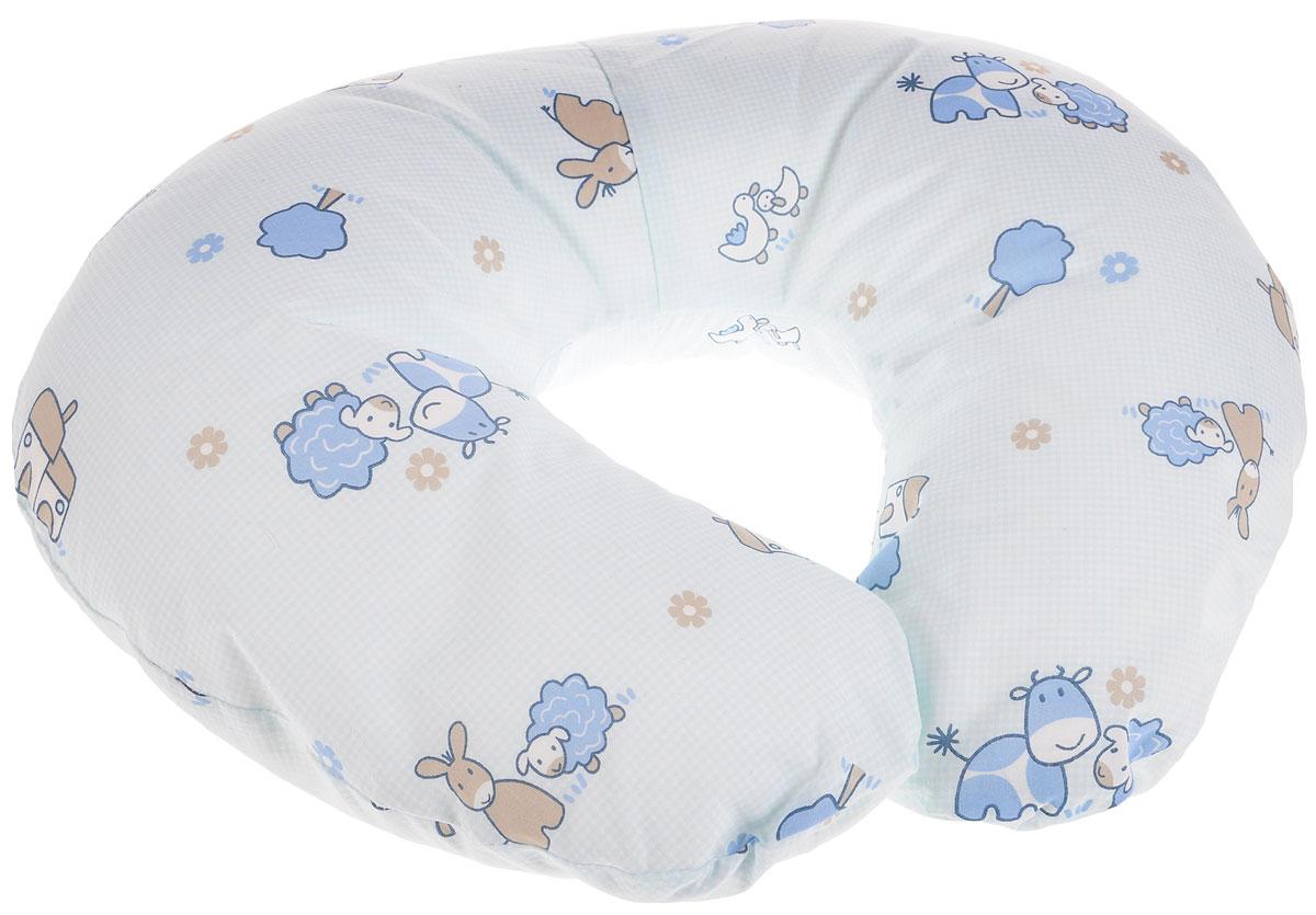 Plantex Подушка для кормящих и беременных мам Comfy Small Овечка -  Подушки для беременных и кормящих