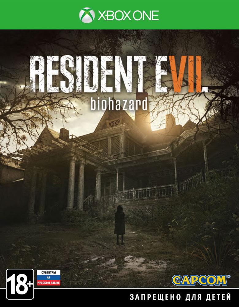 Resident Evil 7: Biohazard (Xbox One), Capcom Entertainment Inc.