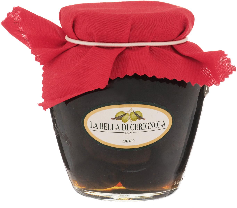 Bella Di Cerignola маслины черные, 180 г469Итальянские оливки - это большие овальные оливки, обладают нежным вкусом и плотной густой мякотью, выращивают на юге Италии, на полуострове Гаргано, в провинции Апулия, названы в честь небольшого городка Cerignola.Оливки собираются вручную, чтобы не повредить плоды, и сразу же поставляют на перерабатывающий завод, что позволяет сохранить их аромат и сочность.Уважаемые клиенты! Обращаем ваше внимание, что полный перечень состава продукта представлен на дополнительном изображении.