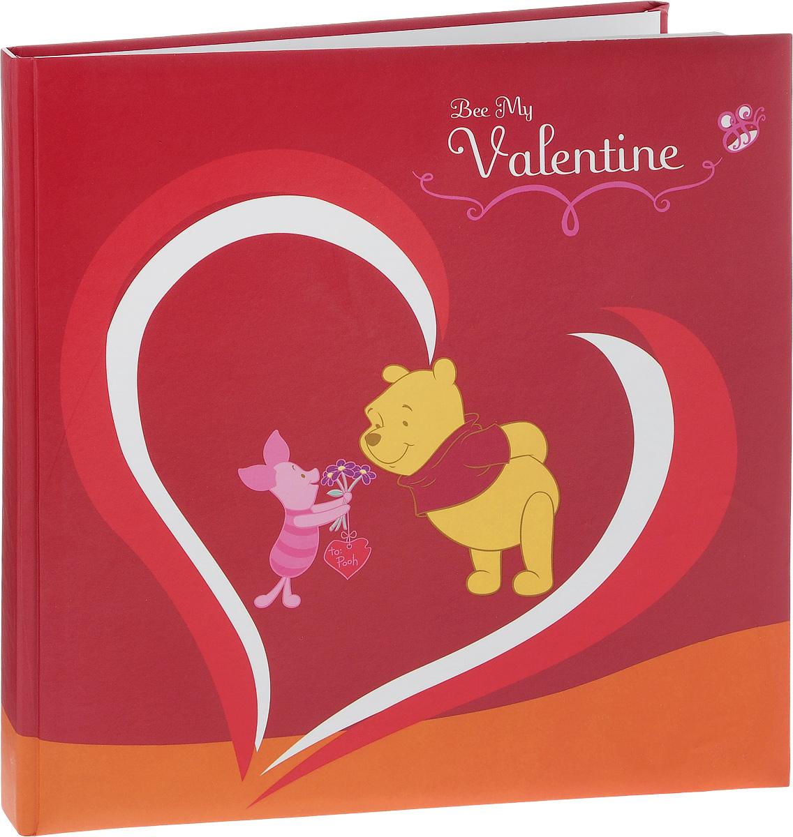 Фотоальбом Pioneer Disney Valentine, цвет: красный, 20 магнитных листов, 29 х 32 смRG-D31SФотоальбом Pioneer Disney Valentine поможет красиво оформить ваши фотографии.Обложка, выполненная из толстого картона, оформлена красочным детским рисунком. Альбом с магнитными листами удобен тем, что он позволяет размещать фотографии разных размеров. Тип скрепления - спираль.Магнитные страницы обладают следующими преимуществами: - Не нужно прикладывать усилий для закрепления фотографий; - Не нужно заботиться о размерах фотографий, так как вы можете вставить вальбом фотографии разных размеров; - Защита фотографий от постоянных прикосновений зрителей с помощью пленки ПВХ.Нам всегда так приятно вспоминать о самых счастливых моментах жизни, запечатленных нафотографиях. Поэтому фотоальбом являетсяуниверсальным подарком к любому празднику.Количество листов: 20 шт.Размер листа: 29 х 32 см.