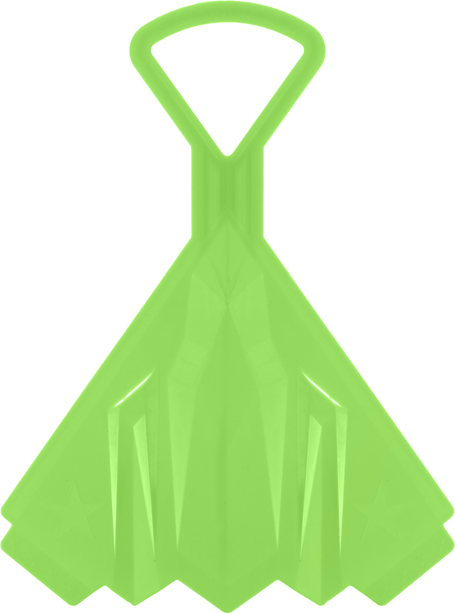 Санки-ледянки Престиж Самолет, цвет: зеленый, 42 х 32 смASS-02 S/MЛюбимая детская зимняя забава - это катание с горки. Яркие санки-ледянки Престиж Самолет станут незаменимым атрибутом этой веселой детской игры. Санки-ледянки - это специальная пластиковая тарелка, облегчающая скольжение и увеличивающая скорость движения по горке. Ледянка выполнена из прочного гибкого пластика и снабжена ручкой для переноски. Конфигурация санок позволяет удобно сидеть и развивать лучшую скорость. Благодаря малому весу ледянку, в отличие от обычных санок, легко нести с собой даже ребенку.