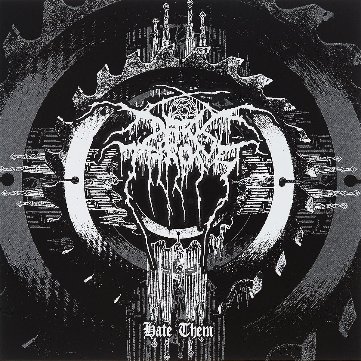 Darkthrone Darkthrone. Hate Them (2 CD) darkthrone darkthrone goatlord deluxe edition 2 cd