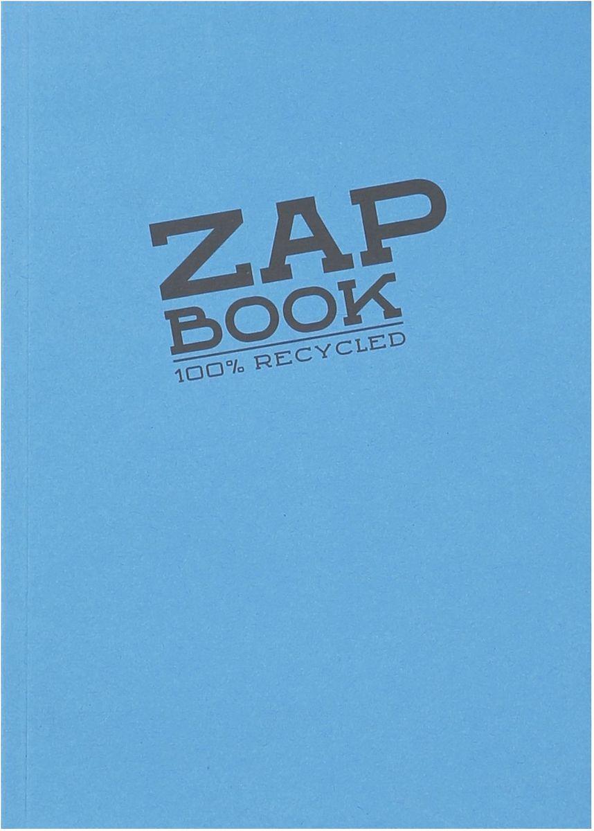 Блокнот Clairefontaine Zap Book, цвет: голубой, формат A5, 160 листов72523WDОригинальный блокнот Clairefontaine идеально подойдет для памятных записей, любимых стихов, рисунков и многого другого. Плотная обложкапредохраняет листы от порчи изамятия. Такой блокнот станет забавным и практичным подарком - он не затеряется среди бумаг, и долгое время будет вызывать улыбку окружающих.