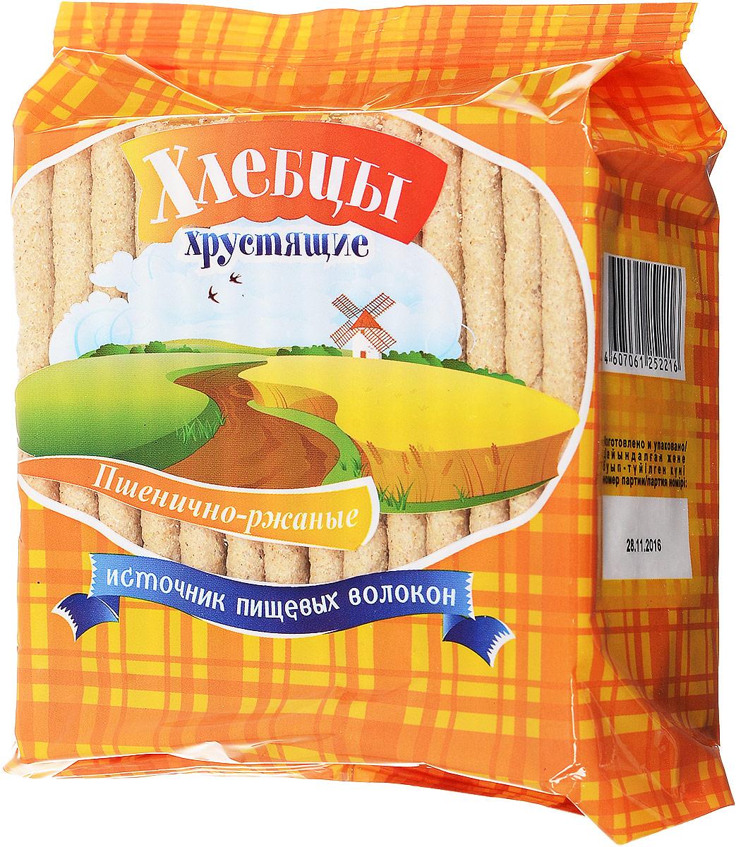Диадар Хлебцы Пшенично-ржаные, 100 г