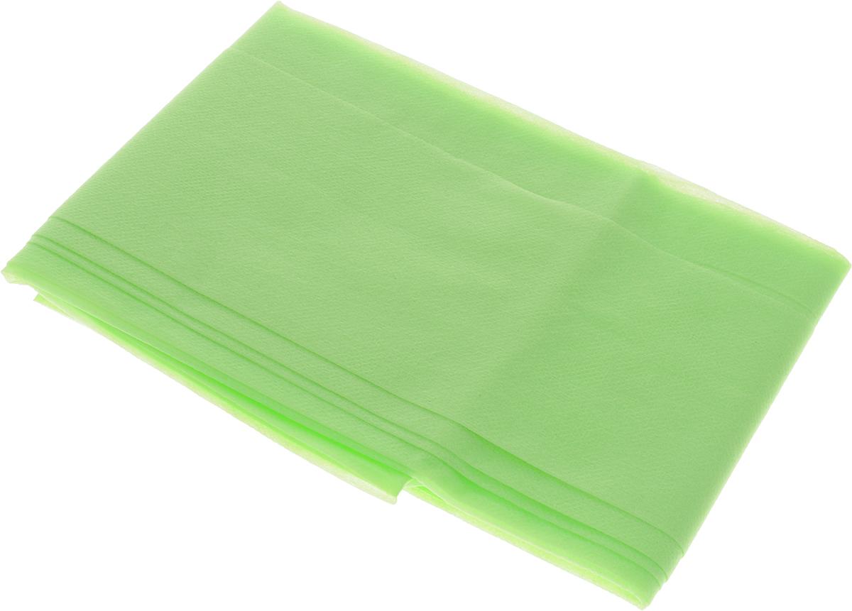 Скатерть LarangE От Шефа. Пикник, одноразовая, цвет: зеленый, 110 х 140 см639750_оранжевыйОдноразовая скатерть LarangE От Шефа. Пикник изготовлена из полипропилена. Предназначена для украшения стола, для проведения пикников и мероприятий. Нетканый материал препятствует образованию следов от горячей посуды.Скатерть LarangE От Шефа. Пикник - идеальное решение для дома или дачи.Размер скатерти: 110 х 140 см.