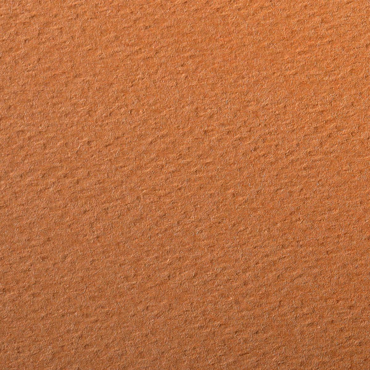 Бумага Clairefontaine Etival Color, формат A4, цвет обложки: темно-оранжевый, 25 листовSS 4041Бумага ETIVAL COLOR (А4, 160г, 25л) Ржавчина 93889С