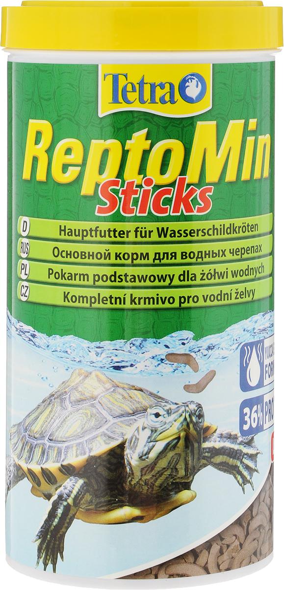 Корм для водных черепах Tetra ReptoMin, палочки, 1 л (220 г)0120710Корм Tetra ReptoMin - полноценный сбалансированный питательный корм высшего качества для любых видов водных черепах. Поддерживает здоровье, нормальный рост и придает жизненные силы. Оптимальное соотношение кальция и фосфора для формирования твердого панциря и крепких костей. Запатентованная БиоАктив-формула обеспечивает здоровую иммунную систему.Состав: растительные продукты, рыба и побочные рыбные продукты, экстракты растительного белка, дрожжи, минеральные вещества, моллюски и раки, масла и жиры, водоросли. Аналитические компоненты: сырой белок 39%, сырые масла и жиры 4,5%, сырая клетчатка 2%, влага 9%, кальций 3,3%, фосфор 1,3%. Добавки: витамин А 29550 МЕ/кг, витамин Д3 1845 МЕ/кг, Е5 марганец 134 мг/кг, Е6 цинк 80 мг/кг, Е1 железо 52 мг/кг, Е3 кобальт 0,9 мг/кг, красители, антиоксиданты. Товар сертифицирован.