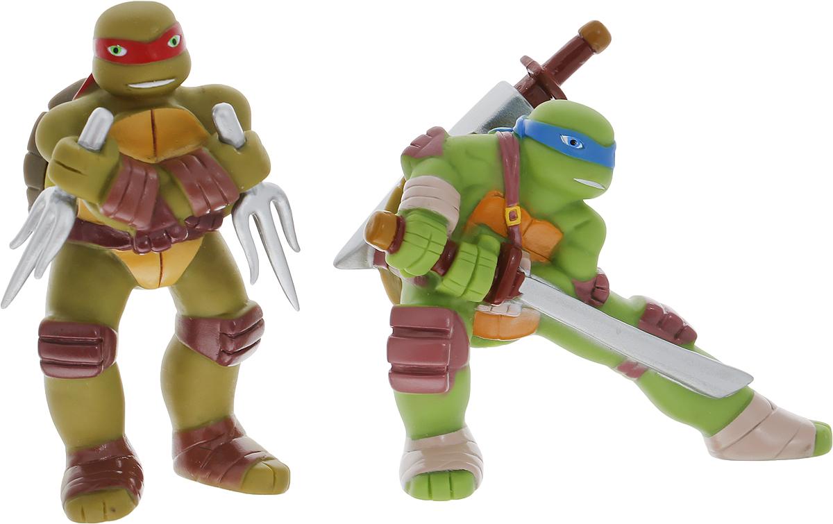 Играем вместе Набор игрушек для ванной Черепашки Ниндзя 2 шт магазин игрушек ниндзя черепашки ниндзя