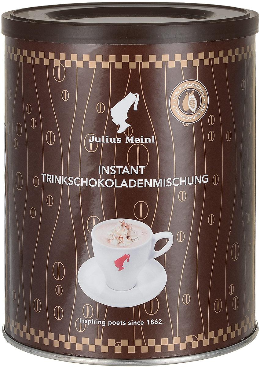 Julius Meinl горячий шоколад растворимый, 300 гГШ5Для любителей классики - согревающий горячий шоколад, чрезвычайно простой в приготовлении. Нежная структура напитка придется по душе и взрослым, и детям.Способ приготовления: 4-5 чайных ложек смеси на чашку 150 мл. Добавить горячее молоко или воду и тщательно перемешать.Уважаемые клиенты! Обращаем ваше внимание, что полный перечень состава продукта представлен на дополнительном изображении.