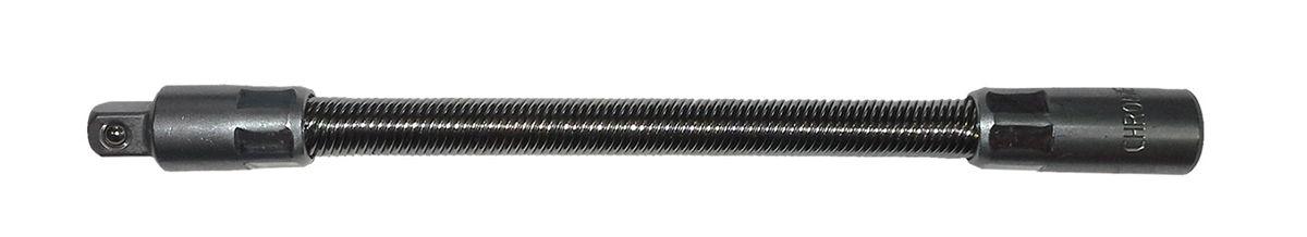 Удлинитель Berger, гибкий, 1/4, 150 мм. BG201021395599Удлинитель гибкий 1/450мм BERGER. Материал - хром-ванадиевая сталь (CR-V). Упаковка - пластиковый держатель. Используется при работе в труднодоступных местах благодаря присоединительному квадрату.