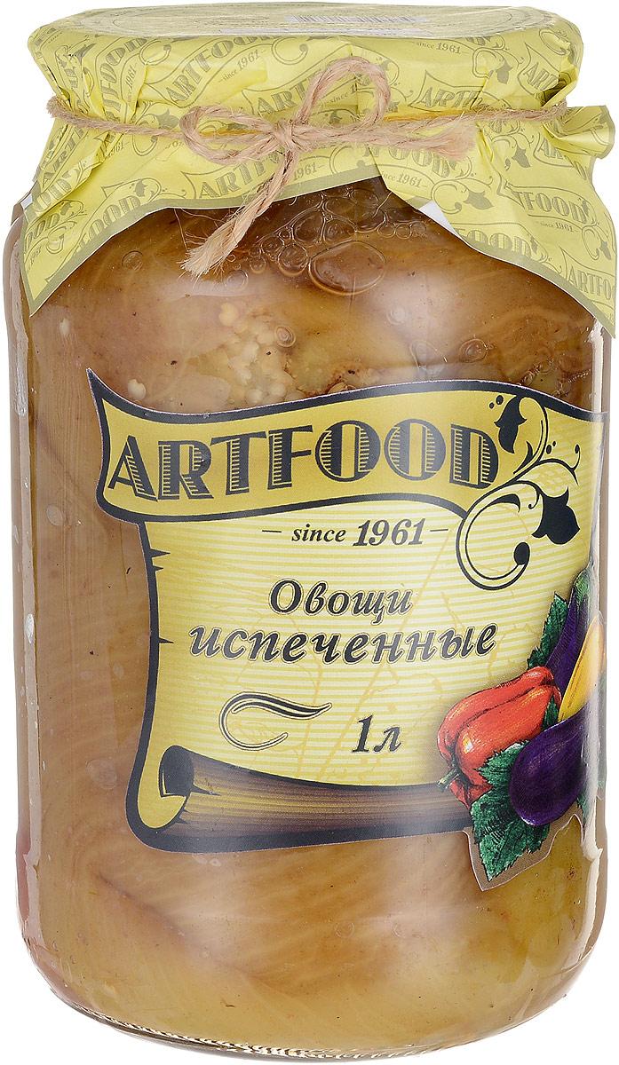 Artfood овощи испеченные, 1 л0120710Испеченные овощи Artfood - овощная смесь, которая производится по старинным рецептам с соблюдением технологий, хорошо дополнит первые и вторые люда.Смесь можно использовать в качестве заправки для супа, основы для солянок и рагу. Ароматная смесь станет частой гостьей на вашем столе.Уважаемые клиенты! Обращаем ваше внимание, что полный перечень состава продукта представлен на дополнительном изображении.