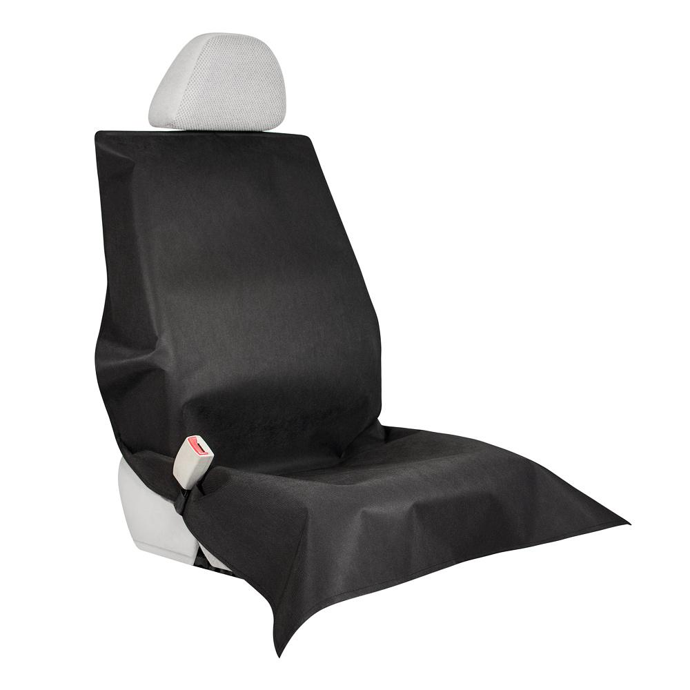 Накидка защитная на переднее сиденье Много Везу, 78 х 130 смCM000001326Защитная накидка Много Везу для перевозки животных защитит переднее сиденье автомобиля не только от царапин и шерсти во время перевозки вашего мохнатого друга, но и от различных повреждений и загрязнений при простом перевозе груза. Накидка устанавливается с помощью липучек быстро и просто за 20 секунд. Особенности:- Легкая и быстрая установка за 20 секунд- Подголовники снимать не нужно- Универсальный размер- Полностью закрывает сиденьеРазмер (ШхД): 78 х 130 см. Материал: спанбонд (плотность 100 г/м2).