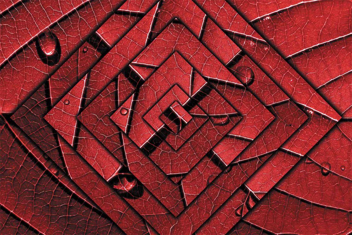 Фотообои Milan Красные ромбы, текстурные, 300 х 200 см. M 714RG-D31SВиниловые обои горячего тиснения на флизелиновой основе MILAN — дизайнерская коллекция фотообоев и фотопанно европейского качества, созданная на основе последних тенденций в мире интерьерной моды. Еще вчера эти тренды демонстрировались на подиумах